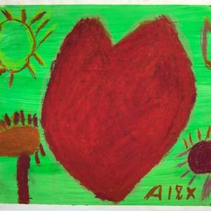 Bild Ausstellung Malwettbewerb 2019 Alexander Genzel
