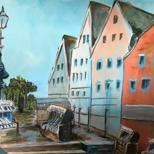 Bild Ausstellung Malwettbewerb 2019 Anke Ullmann