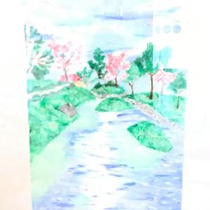 Bild Ausstellung Malwettbewerb 2019 Helena Kurz