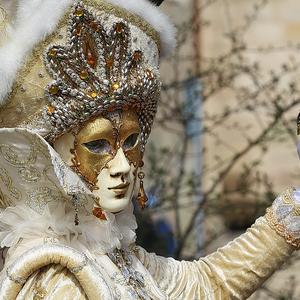 Bild Frühlingserwachen Venezianische Masken Schorndorf