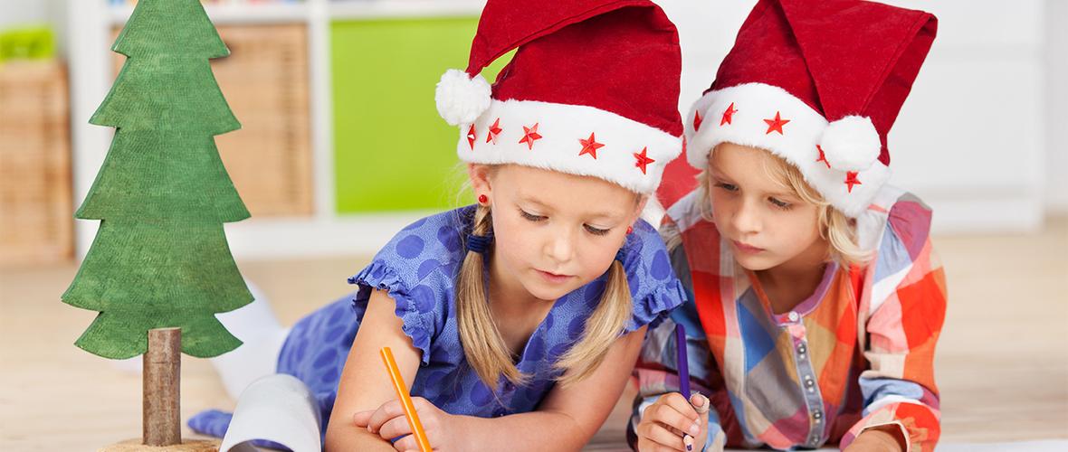 Weihnachtlicher Malwettbewerb