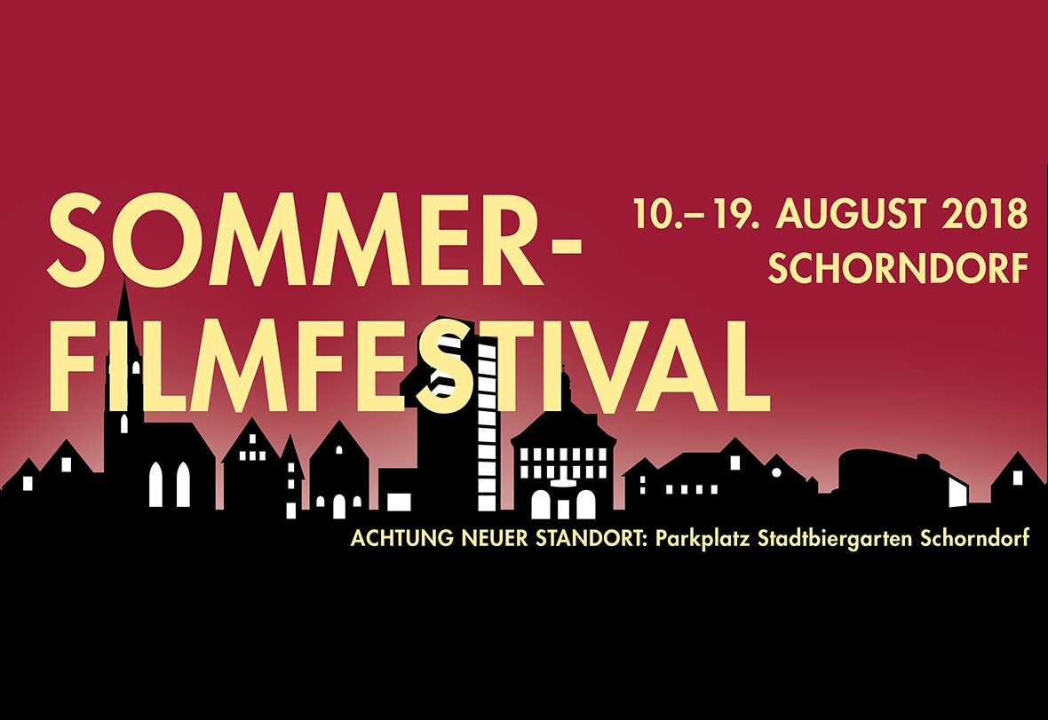 Sommerfilmfestival 2018 zieht um