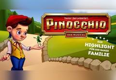 Pinocchio – das Musical in Schorndorf