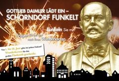 Händleraktion im Juni: Schorndorf Funkelt