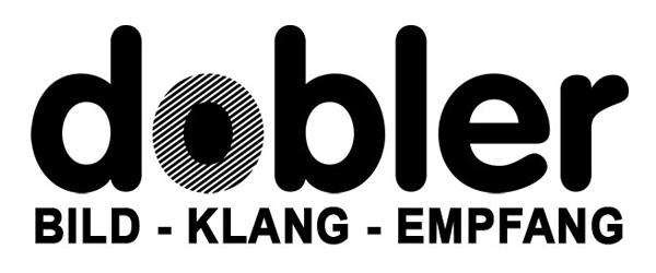 Logo Dobler GmbH - BILD - KLANG - EMPFANG
