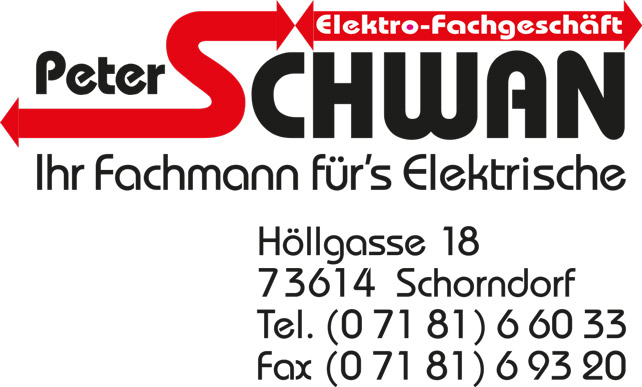 Logo Elektro Schwan