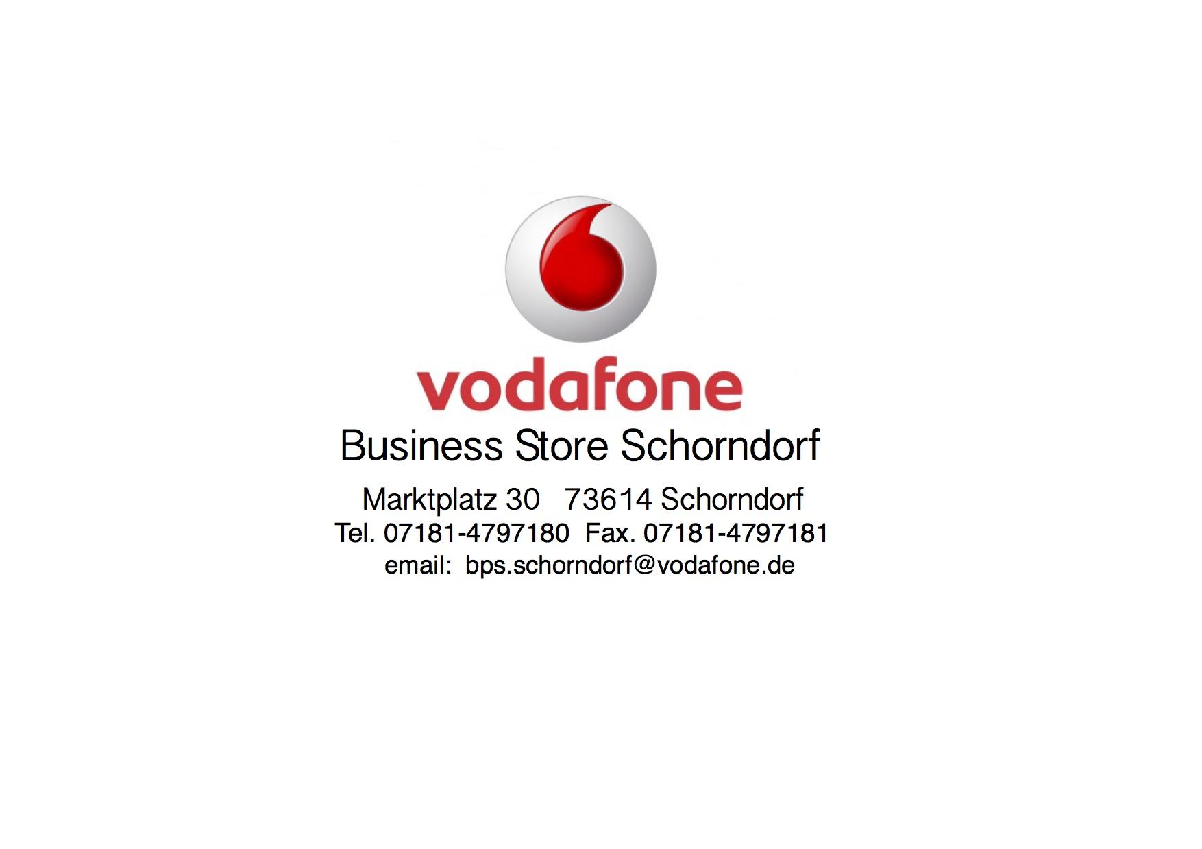 Logo Vodafone Business Premium Store