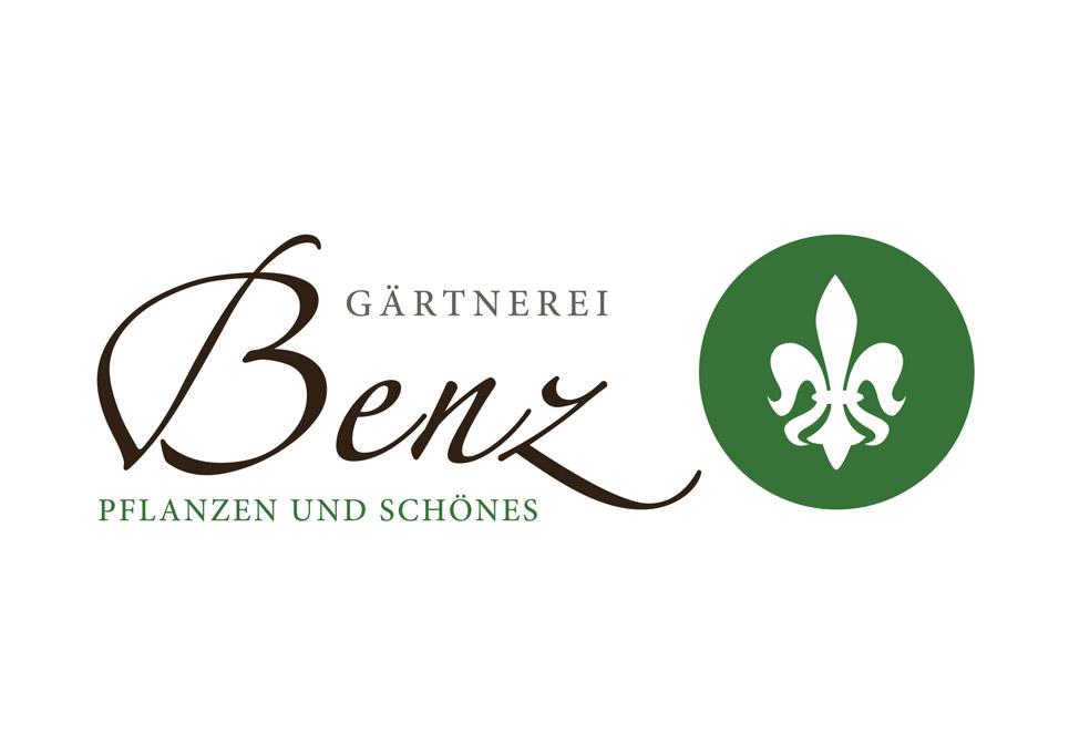 Logo Gärtnerei Benz