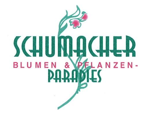 Logo Schumacher Blumen- und Pflanzenparadies