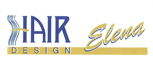 Logo Hair Design Elena