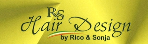 Logo RS Hair Design