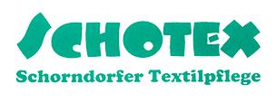 Logo SchoTex Schorndorfer Textilpflege