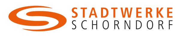Logo Stadtwerke Schorndorf GmbH