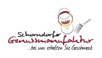 Logo Schorndorfer Genussmanufaktur