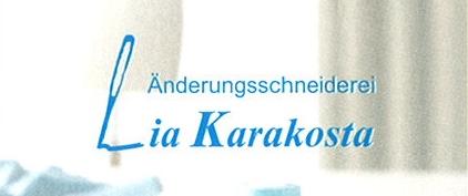 Logo Aenderungsschneiderei Lia Karakosta