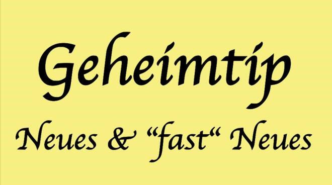 Logo Geheimtip Second-Hand