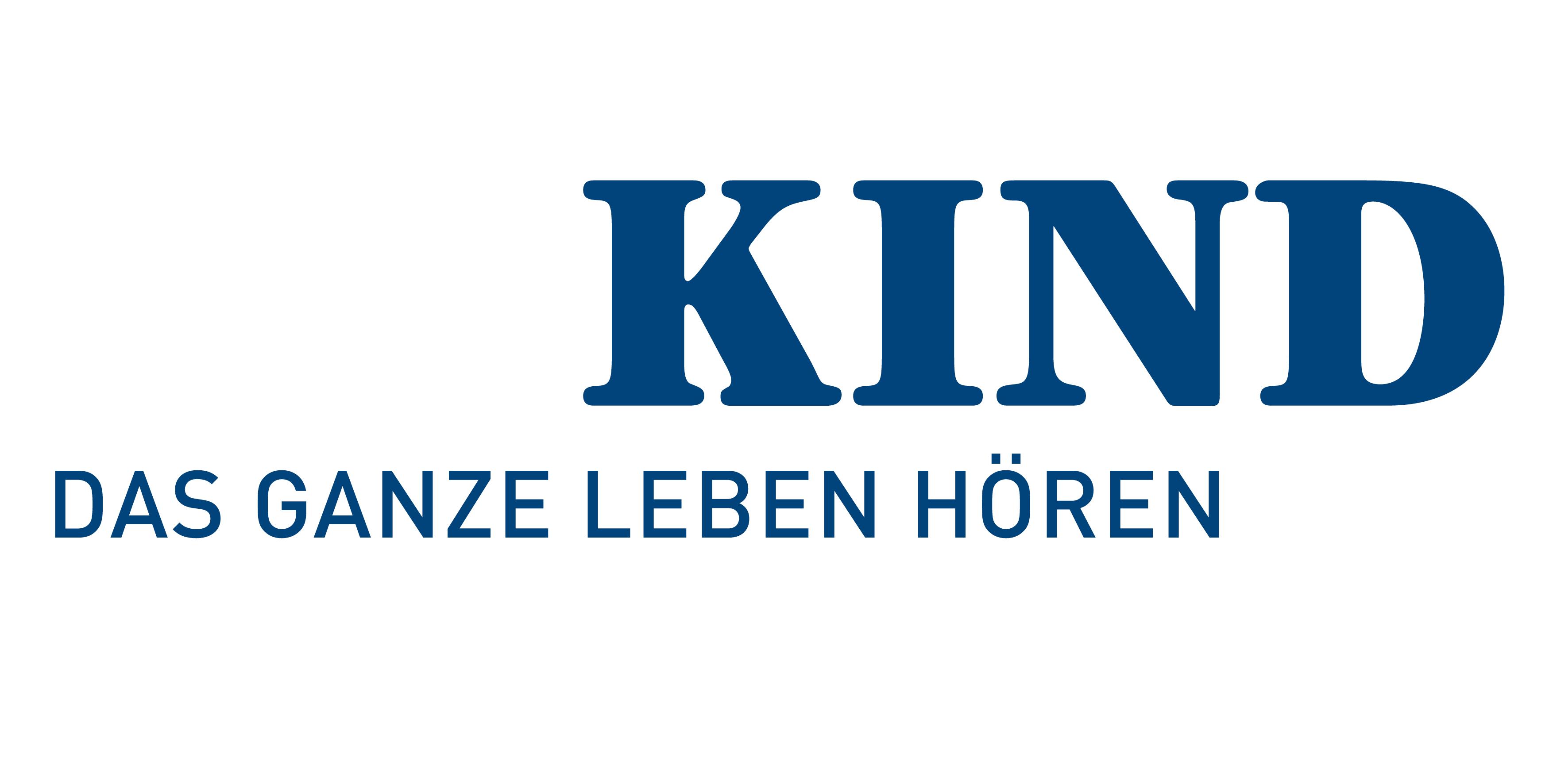 Logo KIND Hoergeraete