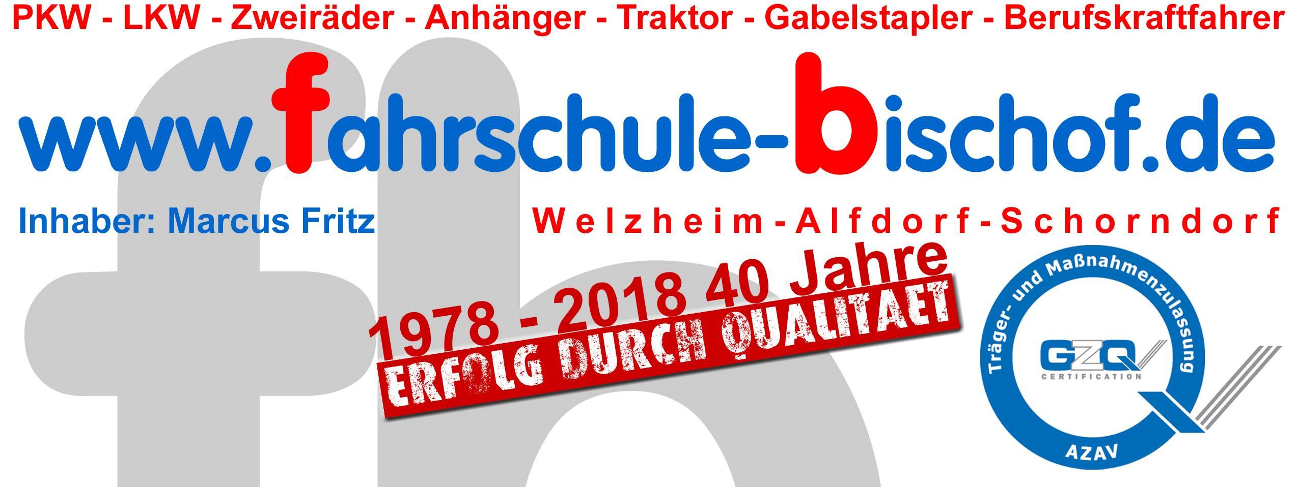 Logo Fahrschule Bischof