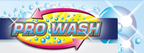 PRO-WASH Waschstraße Logo