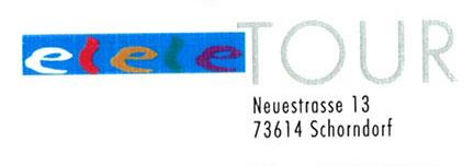 Logo elele TOUR