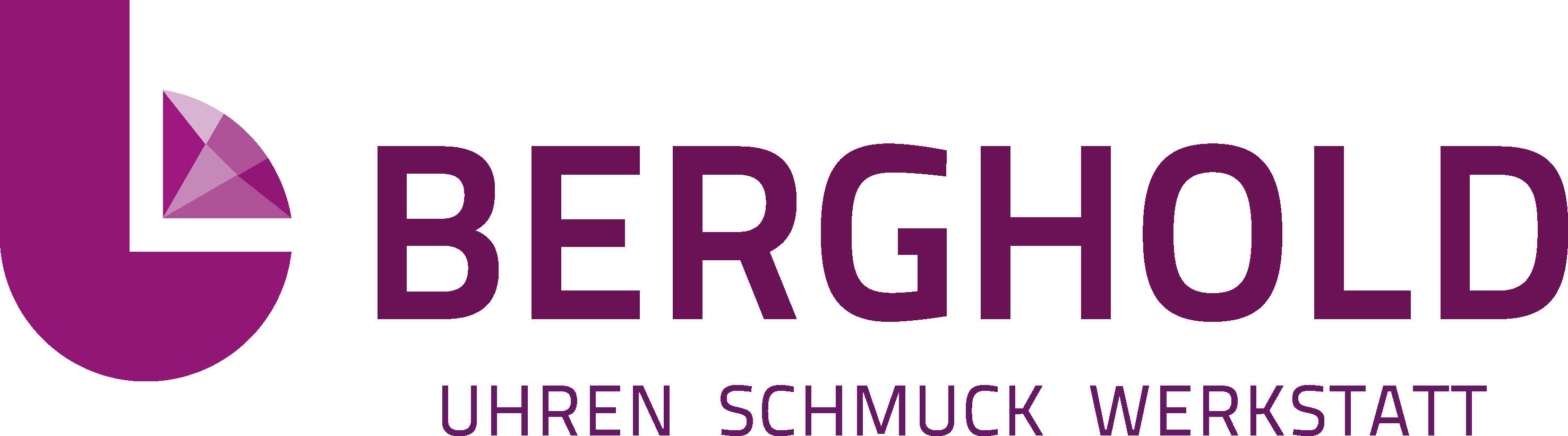 Logo Berghold Uhren – Schmuck – Werkstatt