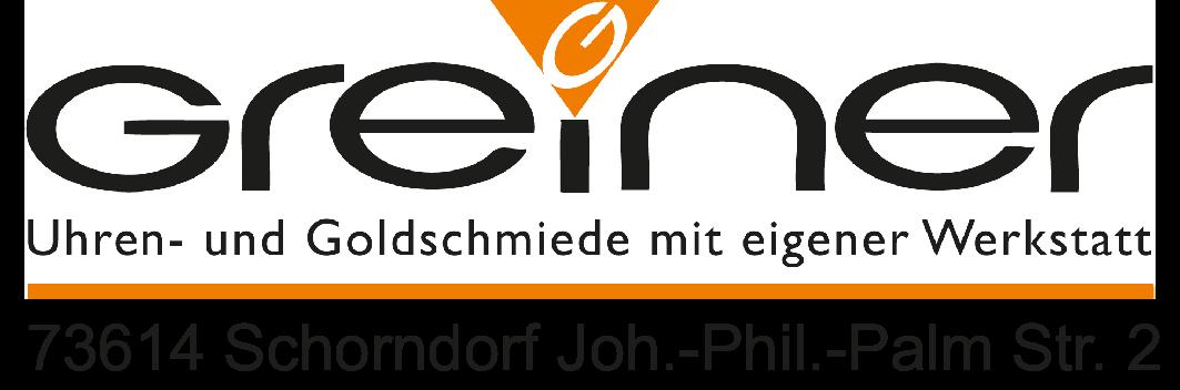 Logo Greiner Uhren- & Goldschmiede