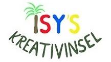 Logo Isy's Kreativinsel, der Bastelladen in Schorndorf