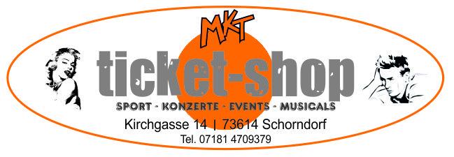 Logo >druckpunkt MKT &tickets<