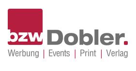 Logo bzwDobler Werbung | Events | Print | Verlag