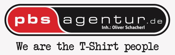 Logo PBS-Agentur - Textil + Werbedruck - Funshirtshop