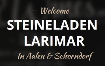 Logo Steineladen - Larimar