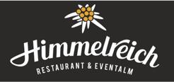 Logo Restaurant & Eventalm Himmelreich