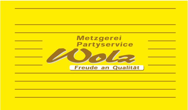 Logo Metzgerei Wolz