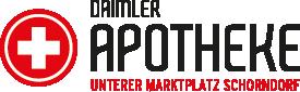 Logo Daimler-Apotheke