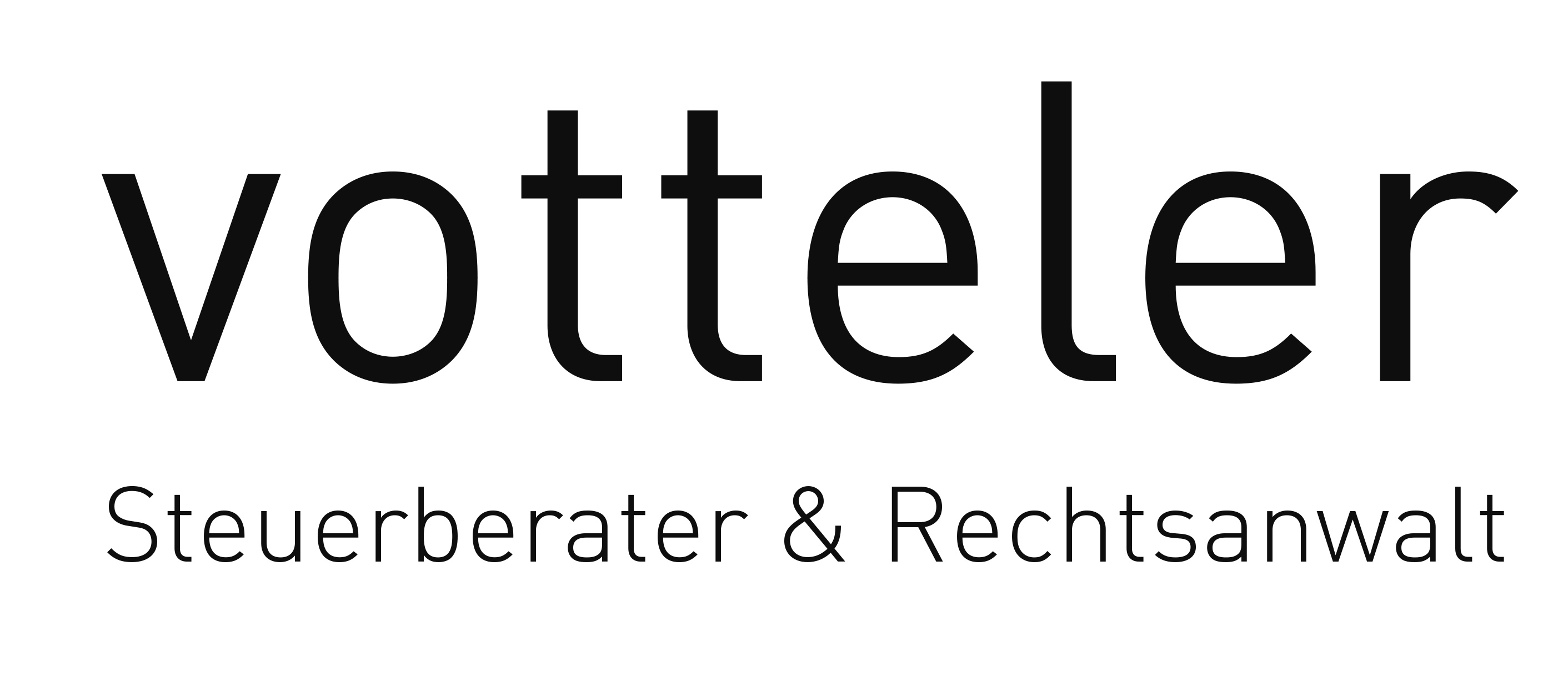 Logo Votteler Steuerberater & Rechtsanwalt