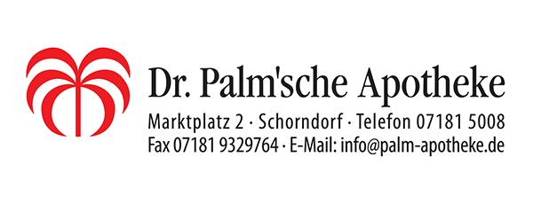 Dr. Palm'sche Apotheke Logo
