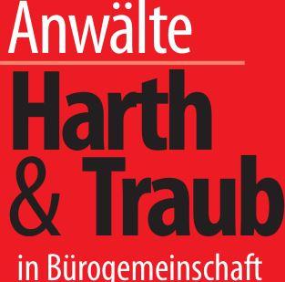 Logo Rechtsanwälte Harth & Traub