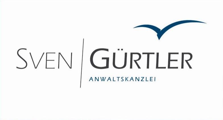 Logo Anwaltskanzlei Sven Gürtler