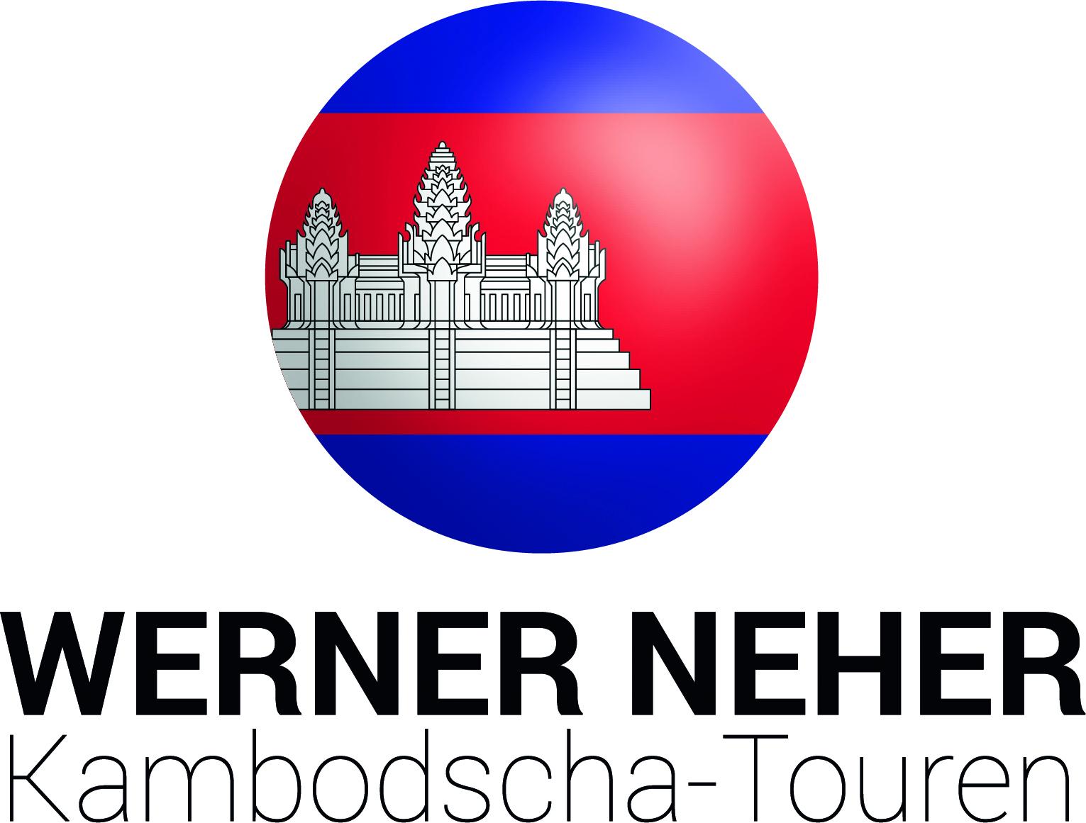 Logo WERNER NEHER Kambodscha-Touren