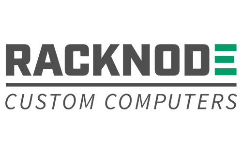 Logo Racknode - Custom Computers