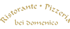 Logo Ristorante-Pizzeria Bei Domenico