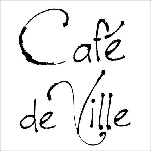 Logo Cafe De Ville