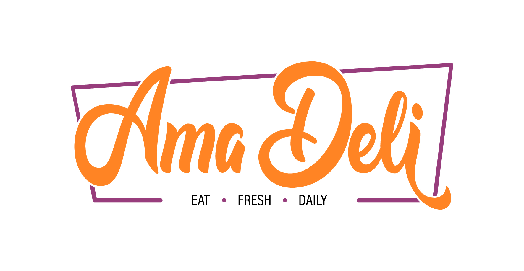 Logo Ama Deli