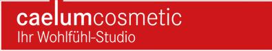 Logo Caelum Cosmetic Studio