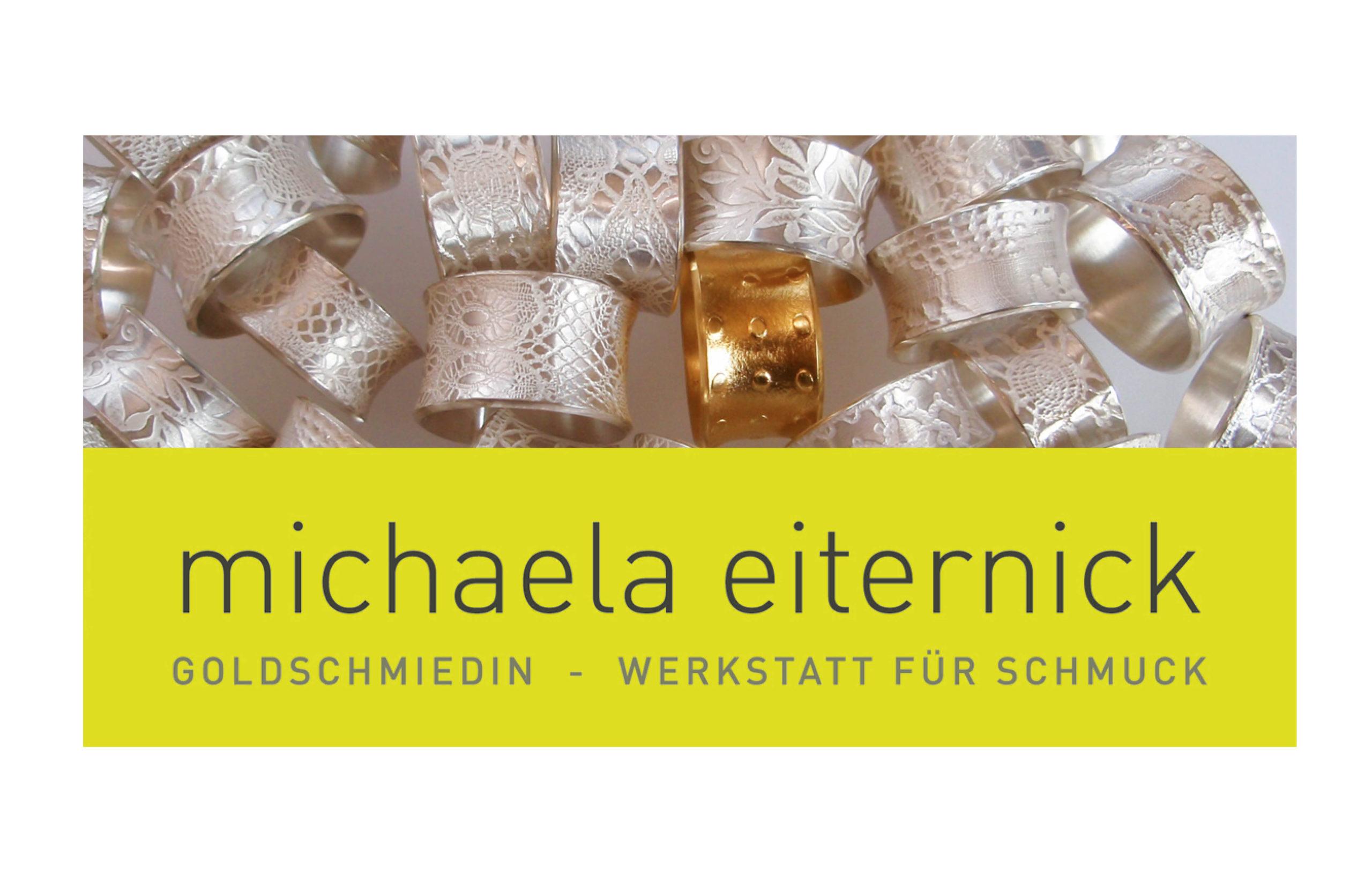 Logo Werkstatt für Schmuck Michaela Eiternick