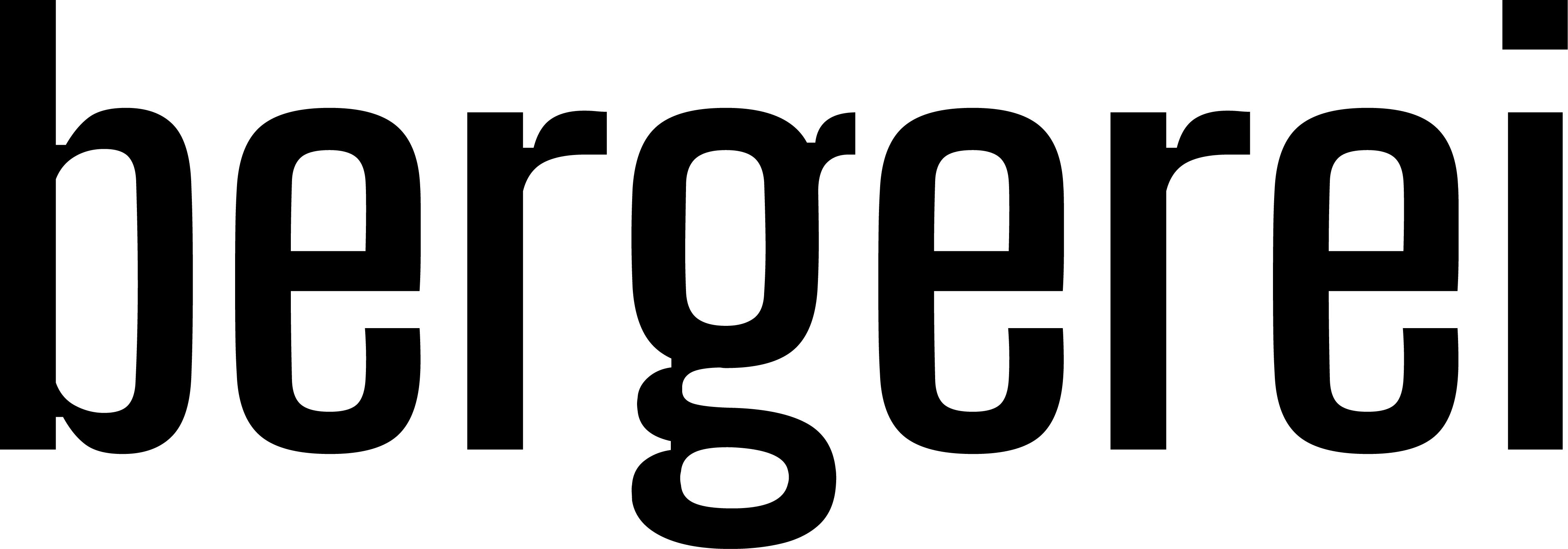 Logo Bergerei - Unverpacktladen & Tagescafé