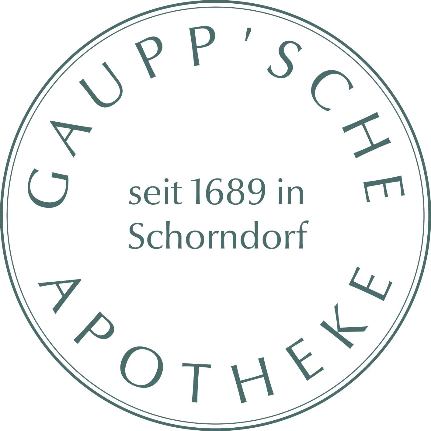 Logo Gaupp'sche Apotheke