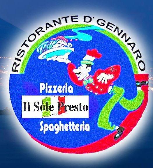 Logo Gaststätte Sonne – Pizzeria il sole Presto