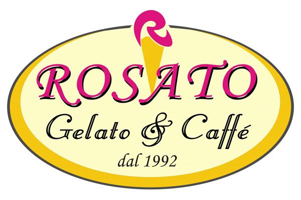 Logo Rosato Gelato & Café