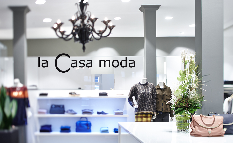 Ladenfront la Casa moda